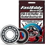 OS FSR-S W/Muffler .40 Sealed Ball Bearing Kit for RC Cars