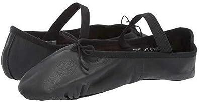 black Leo Girls Ballet Russe Dance Shoe 9 D US Toddler