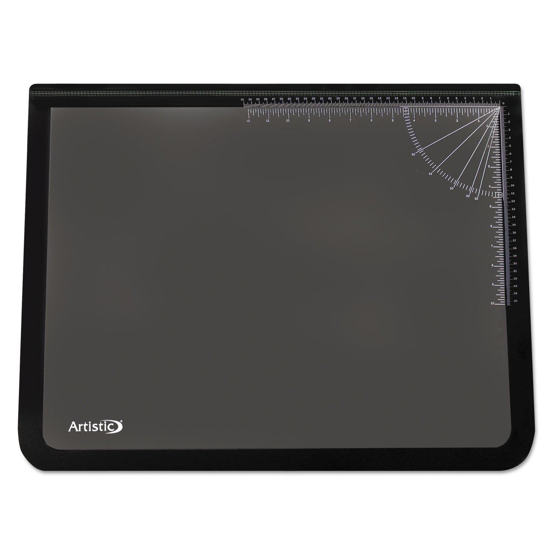 aop41200s – lift-topパッドデスクトップオーガナイザーwithクリアオーバーレイ B00Q2WUJFG