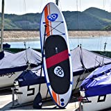 Goplus 10' Inflatable Stand Up Paddle Board Package w/Fin...