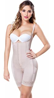 Fajitex Fajas Colombianas Reductoras y Moldeadoras Bi-Directional Medium Compression Garments After Liposuction 012541