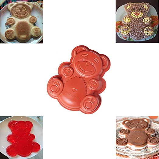 26 Slots Brown Non Stick Food Grade Silicone Alphabet Cavity Sweet Chocolate Mould Tray Cooking Birthday Accessory Party Kitchen Supplies