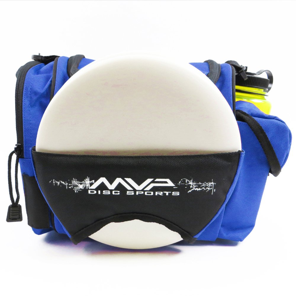 MVP Disc Sports MVP Beaker Competition Disc Golf Bag - Royal by MVP Disc Sports
