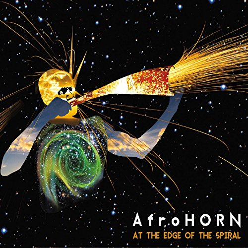 Afrohorn At The Edge Of The Spiral - Edge Spiral