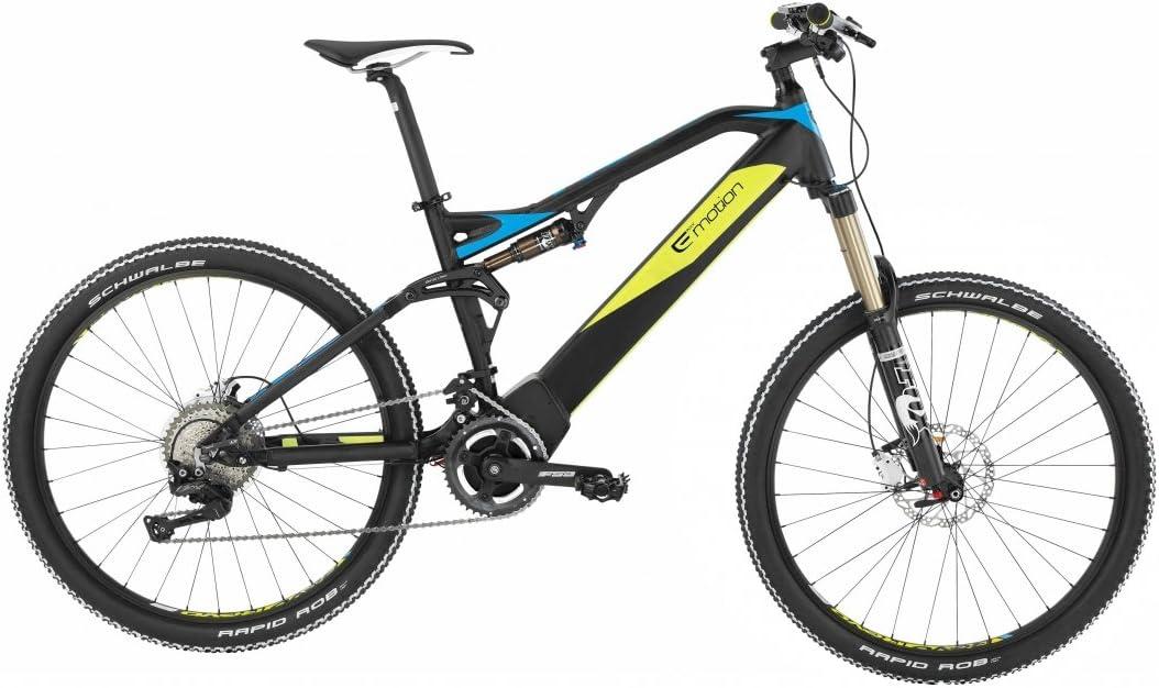 BH-Bicicleta eléctrica EMOTION Revo Scape 27,5 2016-L: Amazon.es ...
