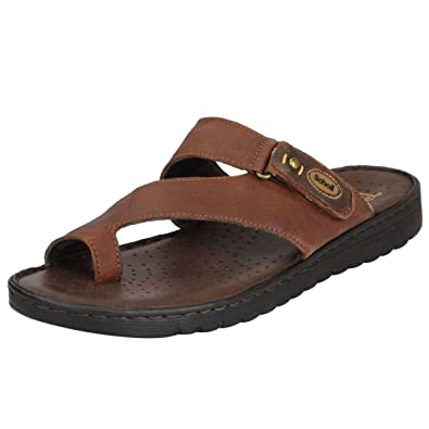 9a3f2b769 Dr.Scholls Men s Brown Slippers 874-8997-45  Buy Online at Low ...