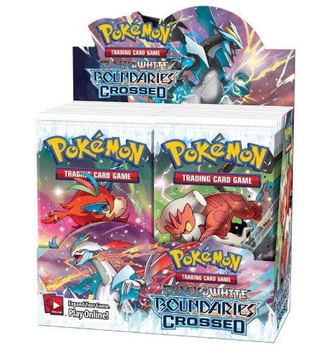 Pokemon Black & White Boundaries Crossed Booster Box by Pokémon