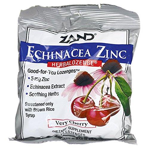 Zinc Lozenge Cherry Vitamins - 8