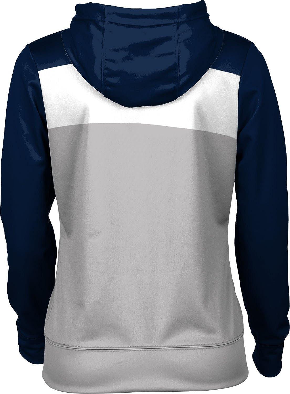School Spirit Sweatshirt University of New Hampshire Girls Zipper Hoodie Prime