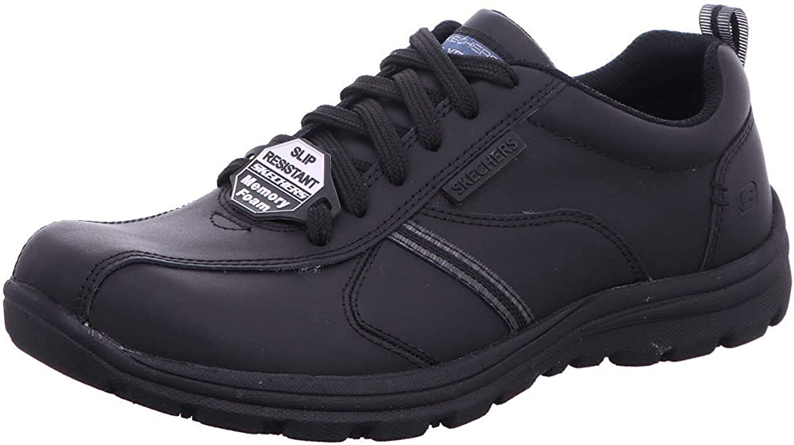 galón Saltar collar  Skechers Men's Hobbes-Frat Casual Lace Up Shoes: Amazon.co.uk: Shoes & Bags