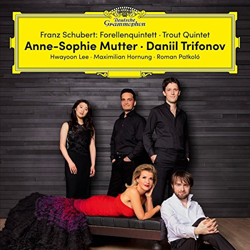 Mutter/Trifonov/Lee/Hornung/Patkolo - Forellenquintett - Trout Quintet (2PC)