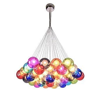 Kronleuchter Farbig kronleuchter pendel leuchter hängeleuchte pendelleuchte farbige