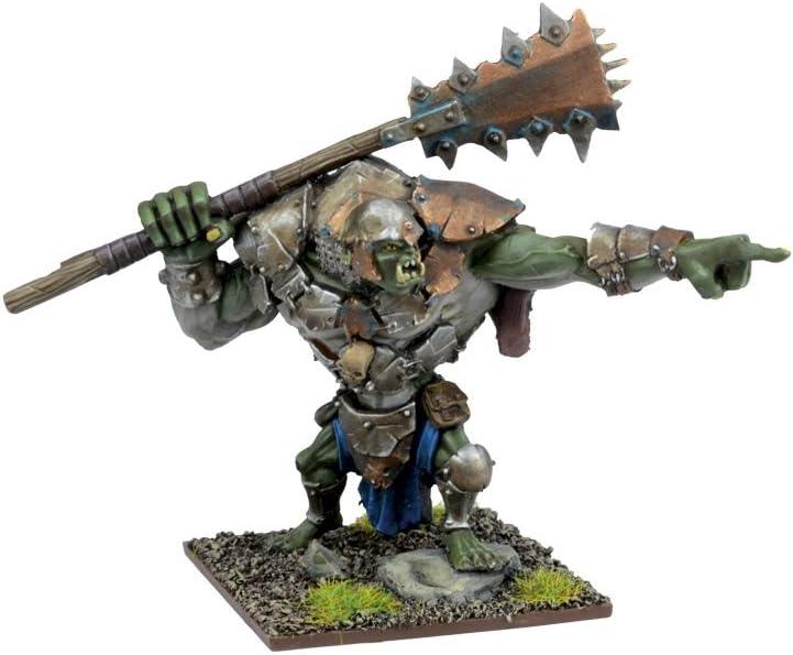 Amazon Com Kings Of War Troll Bruiser Toys Games