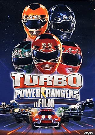 Amazon Com Power Rangers 2 Turbo Il Film Dvd 2003 Shuki