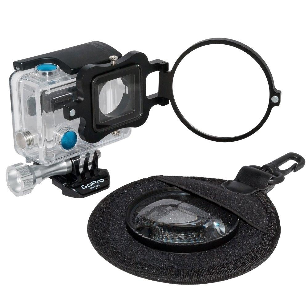 Action Outdoor ® Lupa de ampliación con porta filtros de 58mm para ...