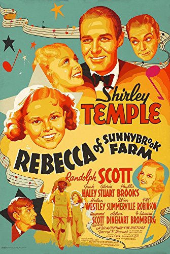 (Posterazzi EVCMMDREOFFE008H Rebecca Of Sunnybrook Farm Movie Poster Masterprint 11 x 17)