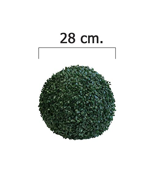 PAPILLON Seto Artificial Bola Boj 28cm: Amazon.es: Jardín