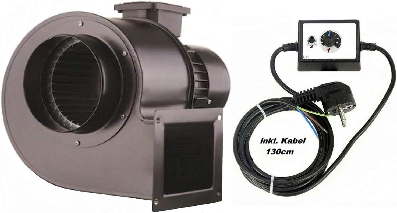 OBR200 Ventilador industrial con 500W Regulador de Velocidat , Ventilación Extractor Ventiladores ventiladore industriales Axial axiales extractores centrifugo aspiracion radial centrifuga extractore