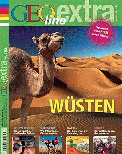 GEOlino Extra / GEOlino extra 31/2011 - Wüsten