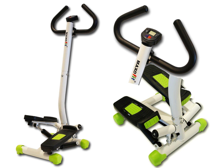 MAXOfit® Stepper Greenline MF-15 avec Guidon et Compteur électronique product image