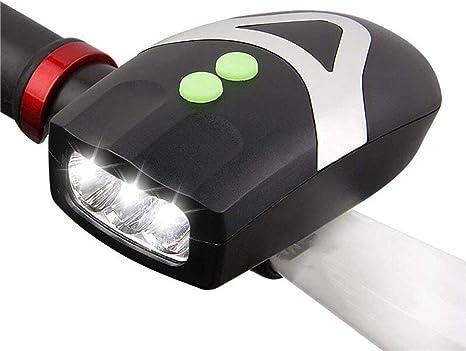 Zmsdt Accesorios para Bicicletas LED Faros para Bicicleta 90 ...