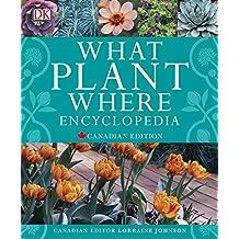 What Plant Where Encyclopedia