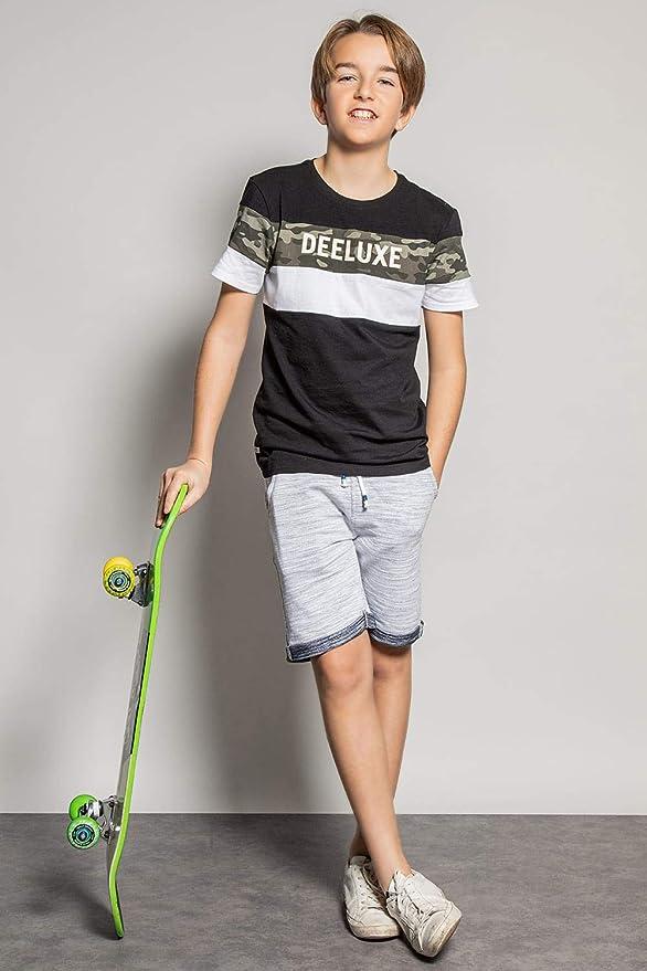 Deeluxe Wickson TS B Camiseta para Niños: Amazon.es: Ropa y accesorios