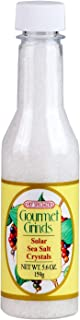 product image for Chef Specialties Gourmet Grinds Solar Sea Salt Crystals 2.8 Ounce Woozy Bottle