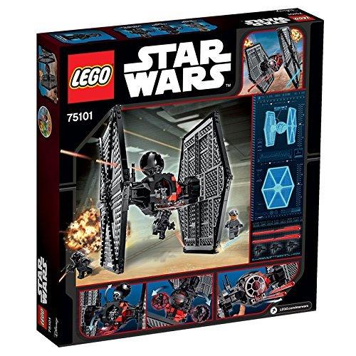 2 Wars Pack De Minifiguras Tie 4 First Fighter Lego Star Order 8OPkn0wX