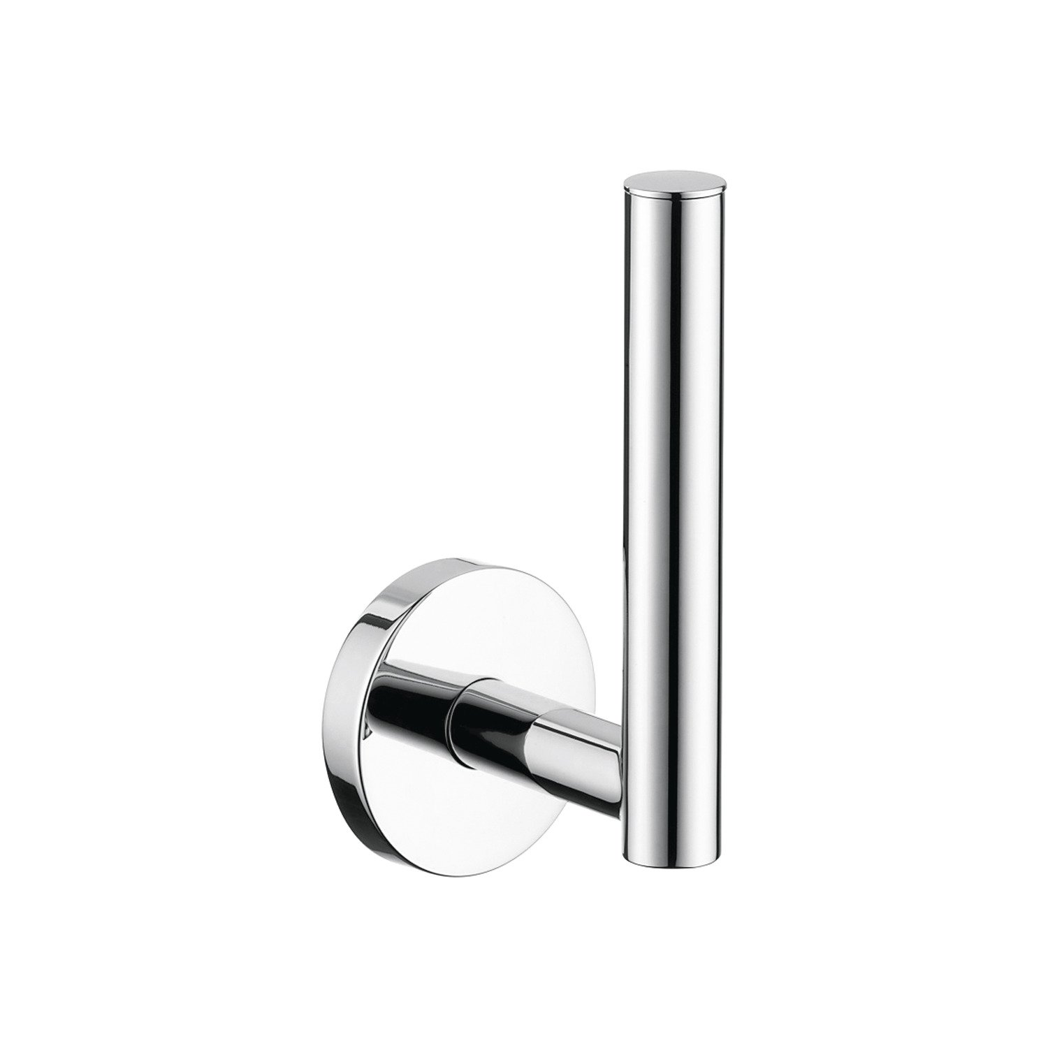 Hansgrohe 40517000 S and E Accessories Spare Toilet Paper Holder, Chrome