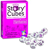 Gamewright Rory's Story Cubes, Fantasia - Dice Game