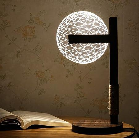 H&M Lámparas de escritorio Lámpara de cabecera Atmósfera Lámpara ...