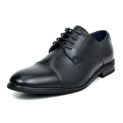 Bruno Marc Men's Leather Lined Dress Oxfords Shoes | Oxfords