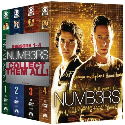 Alim Collection - Numb3rs: Seasons 1-4