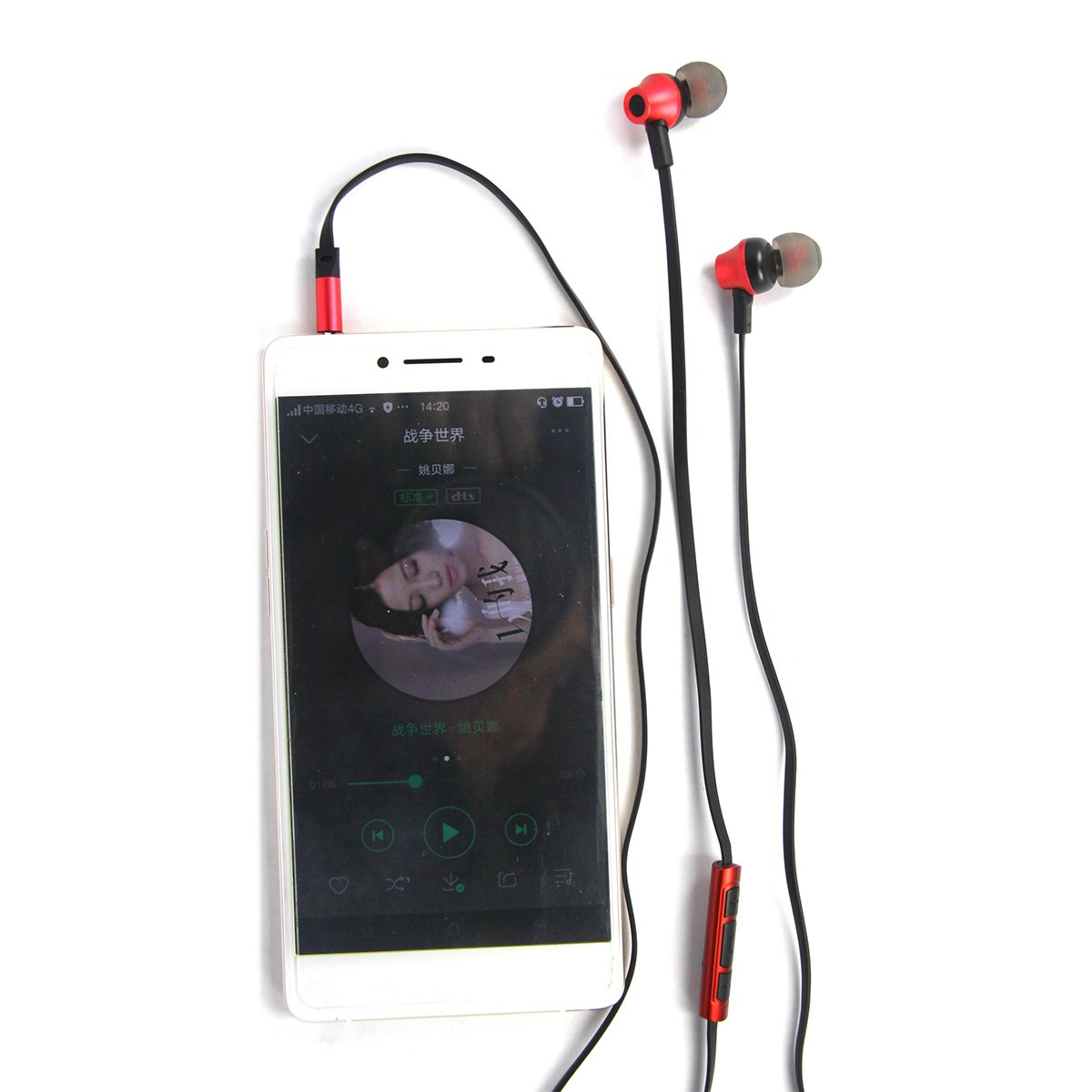 Stereo In Ear Headphone Rm 610d Noise Isolating Handsfree Earphone Remax 305m With Volume Control Original Electronics