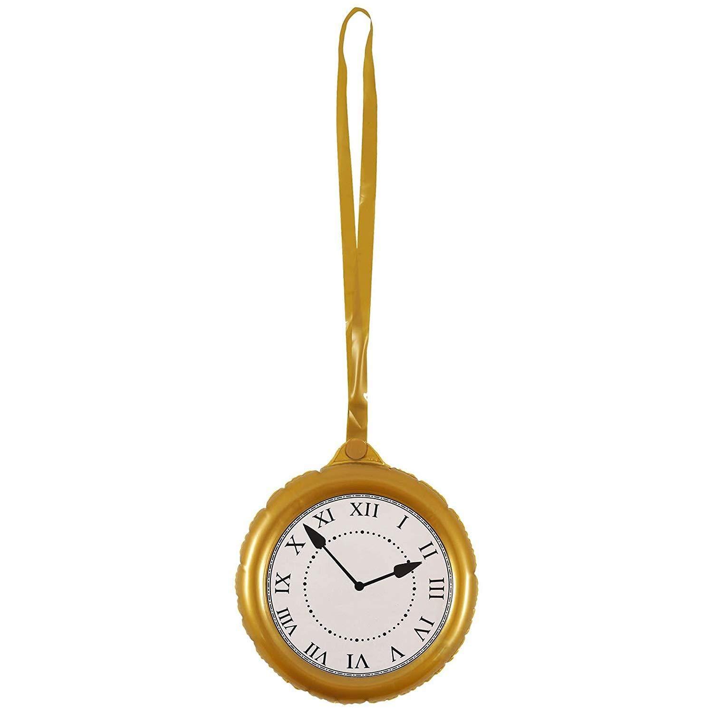 Jumbo país de las maravillas conejo dorado reloj de bolsillo reloj ...