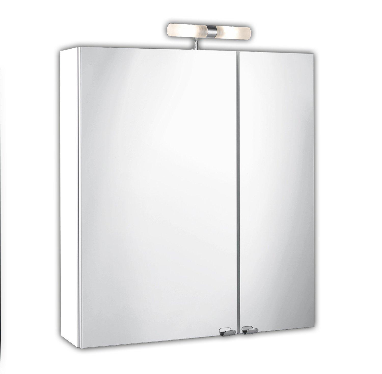 Mobiletto con specchio per bagno con specchio specchi per - Armadietto bagno con specchio ...