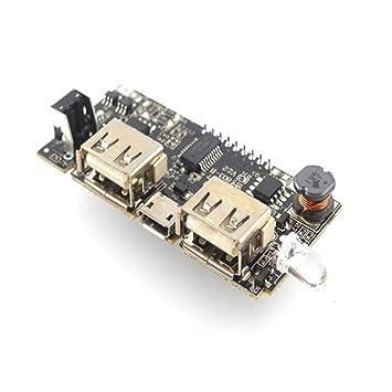 Li-Ion Litio 18650 Cargador de batería Placa de protección ...