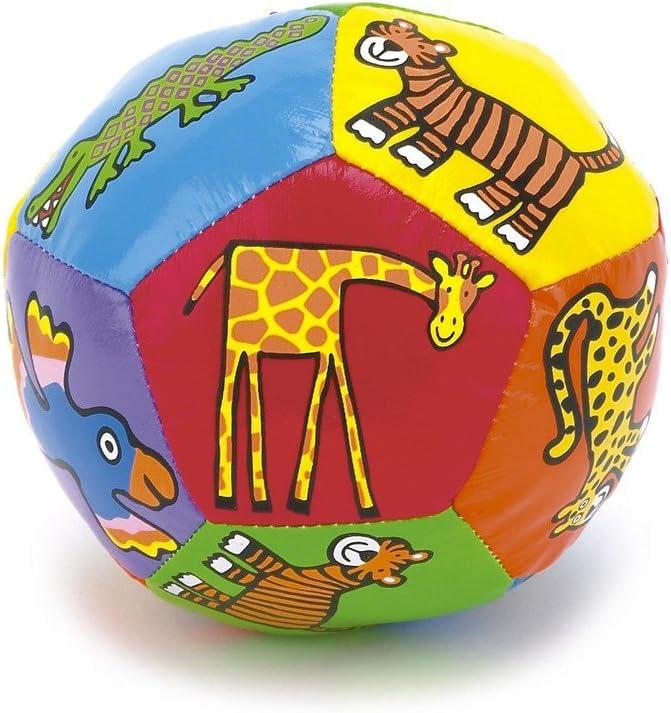JELLYCAT - Ballon animaux de la jungle: Amazon.es: Juguetes y juegos