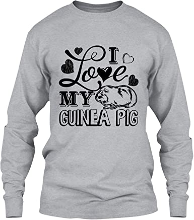 All I Care About Is My Guinea Pig T-shir Pigs And Women/'s Premium Tee T-Shirt