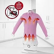 Asciugatura e stiratura di vestiti automaticamente in un solo passo. State per scoprire che ora è possibile!