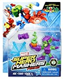 Even the most powerful of super heroes sometimes needs an extra hand--or a foot. Make the ultimate hero mash-up with the customizable Hero Mashers Micro Series 2 figures featuring Hulk, Green Goblin, Black Panther, Star Lord, Hulkbuster Ironman, and ...