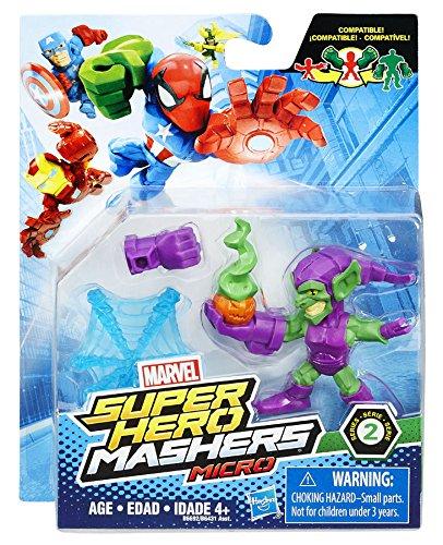 Marvel Super Hero Mashers Micro Series 2 Green Goblin 2