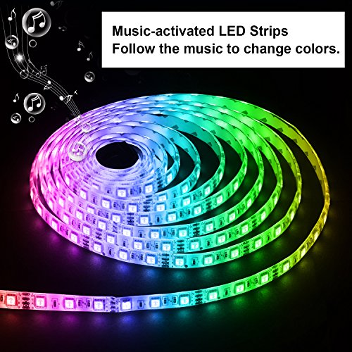 Led Lights Sync To Music - 5