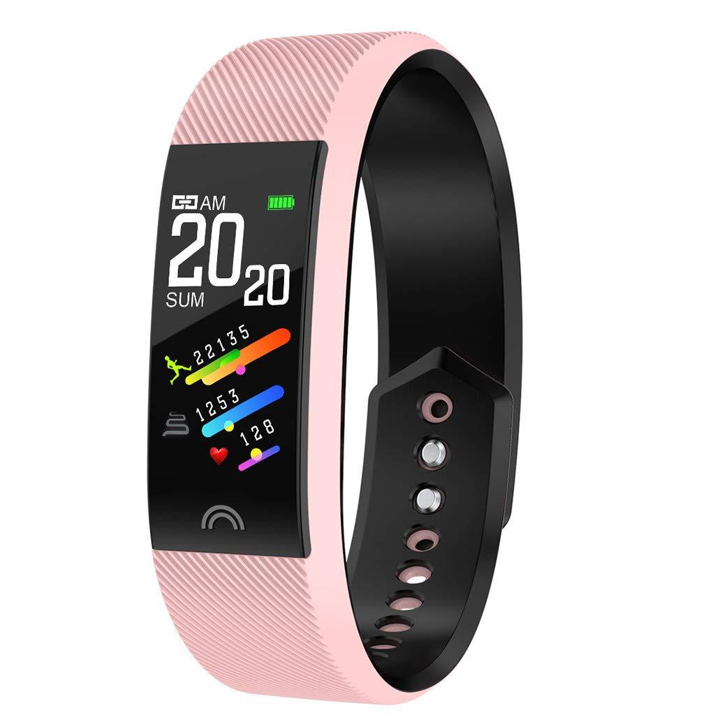 HighlifeS Bluetooth Smartwatch BT 4.0 IP68 Waterproof Smart Bracelet Sports Fitness Activity Heart Rate Tracker