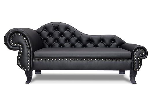 PARIS Hundesofa Recamiere Chesterfield XXL Hundebett Couch ...