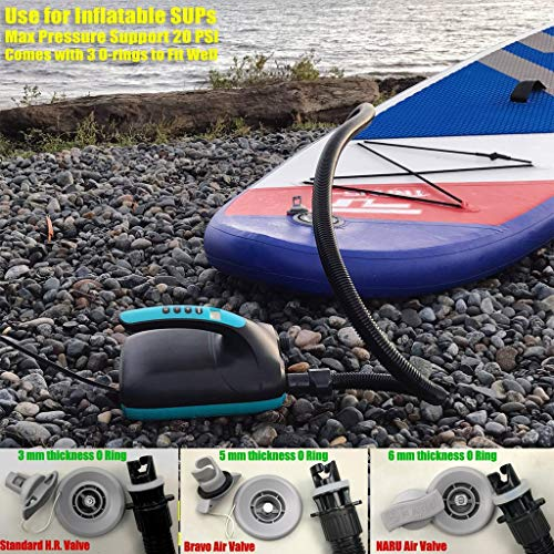 Buy pump for inflatable boats