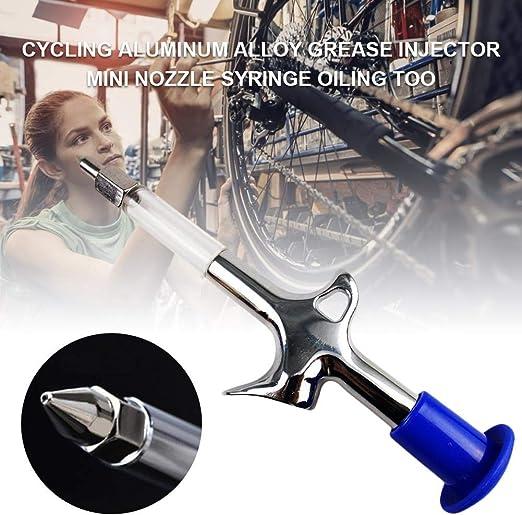 Further - Pistola de inyección de grasa para bicicleta, mini ...