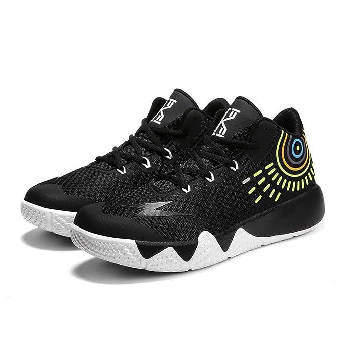 FHTD Zapatos De Hombre Zapatillas Altas Zapatillas De Deporte Zapatos De Baloncesto Botines/Botines De Atletismo: Amazon.es: Ropa y accesorios