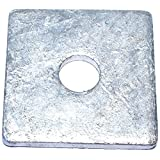 Hard-to-Find Fastener 014973151898 Square Washers, 5/8-Inch x 2-1/2-Inch, 25-Piece by Hard-to-Find Fastener